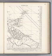 (Facsimile) Jefferys - 1792. 44. S Doc 9a 55 2. Novr. 1st. 1792. Part of a Chart of the Northern Coast of South America by Thomas Jefferys, 1792. Reproduced from Original (in his West-India Atlas, London, 1794, Pl. A I. 17,) in Library of Congress, Washington, D.C. Photo.Lith. by A. Hoen & Co., Baltimore, MD.