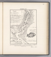 Heneman - 1772. S. Doc. 91 55 2. 63. Kaart van de Vall Akaiou, in Rio Cajouny .... Map of the Cuyuni River from its Mouth to the First Fall, by the Engineer J.C. v. Heneman 1772. Reproduced from Autograph Manuscript in the Rijksarchief at the Hague, No. 1536 of the Catalogue. Photo. Lith. by A. Hoen & Co., Baltimore, MD.