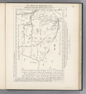 Fr. Carlos de Barcelona - [1779?]. S Doc 91 55 2. 74. Sketch Map of the Capuchin Missions in Guayana about 1779. Map III. Sketch Map of the Missions of the Catalonia Capuchins in the Spanish Province of Guayana, [1779?]. Reproduced from a Photolithographic Facsimile of the Manuscript Original in the Archives of the Capuchin Order at Rome given by Father Joseph Strickland, S.J., in his Documents and Maps on the Boundary Question between Venezuela and British Guayana, Rome, 1898. Photo. Lith. by A. Hoen & Co., Baltimore, MD.