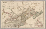 Upper Canada &c. By J. Arrowsmith. Lower Canada,, New Brunswick, Nova Scotia, Prince Edwards Id., Newfoundland, and a large portion of the United States. By J. Arrowsmith. London, Pubd. 15th Feby. 1834, by J. Arrowsmith, 33 East St. Red Lion Square ...