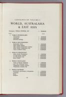 Contents: The Times Atlas of the World, Mid-Century Edition, V.1