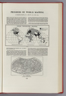 Text Page: Progress of world Mapping
