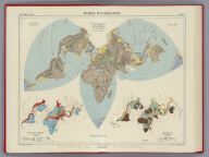 World Physiography, Plate 1, v.1