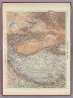 China West and Tibet. Plate 23, v.1