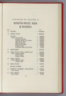 Contents: The Times Atlas of the World, Mid-Century Edition, V.II