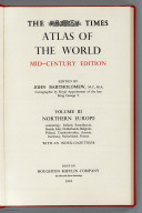 Title Page: The Times Atlas of the World, Mid-Century Edition, V. III