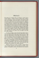 Text Page: Preface: Volume III, Northern Europe