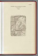 Index: Finland and Scandinavia North, Plate 51, V. III