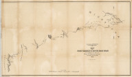 Map of the Fort Ridgely & South Pass Road. To accompany the report of William H. Nobles, Superintendent, by Samuel A. Medary, Engr. 1858. T.S. Wagner's Lith., Philada. Drawn by John R. Key. (Sen. Ex. Doc. No. 36. Ho. Ex. Doc. No. 108 - 2nd Sess. 35 Cong.)