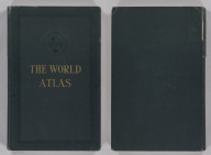 (Covers to) Chief Administration of Geodesy and Cartography under the Council of Ministers of the USSR. The World Atlas. Second Edition. Moscow. 1967.