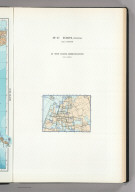 (Map Title Page) 46-47. Europe, Physical. 48. West Europe, Communications.