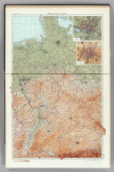 82-83. Federal Republic of Germany (West Germany). The World Atlas.
