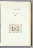 (Map Title Page) 90-91. Danube Countries. 92. Hungary.