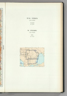 (Map Title Page) 93-94. Rumania. 95. Bulgaria.