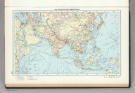 104. Asia (Outside the USSR) Communications. The World Atlas.