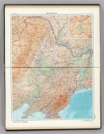 114-115. China, North-East. The World Atlas.