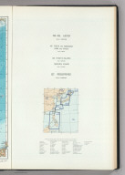 (Map Title Page) 123-124. Japan. 125. Tokyo. 126. Ryuku. 127. Philippines.