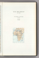 (Map Title Page) 161-162. Africa, North-east. 163. Nile Delta and Suez Canal. Alexandria.