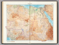161-162. Africa, North-east. The World Atlas.