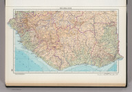 166. West Africa, South. The World Atlas.