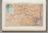 175. Republic of South Africa. Capetown. The World Atlas.