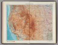 209-210. United States of America, West. The World Atlas.