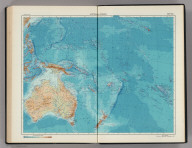 233-234. Australia and Oceania, Physical. The World Atlas.