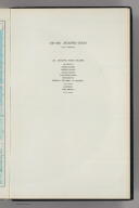 (Map Title Page) 245-246. Atlantic Ocean. 247. Atlantic Ocean Islands: Jan Mayen I., Faeroe Islands, Madeira Islands, Canary Islands, Cape Verde Islands, Fernando Po I., Principe I., Sao Tome I., and Annobon I., Ascension I. and Saint Helena I..