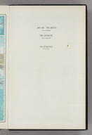 (Map Title Page) 248-249. The Arctic, The Antarctic. 250. Antarctica.