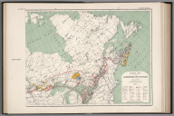 East sheet. Mineral map of the Dominion of Canada