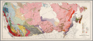 Composite: Geological map of the Dominion of Canada