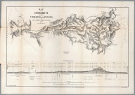 No.V. Map of the Isthmus between Chagres and Panama
