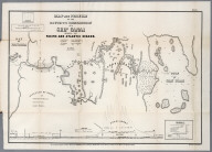 No.VII. Map and profile of the route for the construction of a ship canal between the Pacific and Atlantic Oceans