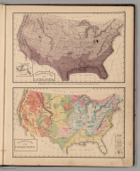 Climatological and Geological Maps of the United States.