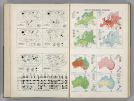 Iron. Coal. Petroleum. Tin and Copper. Tobacco and Cocoa. Strategic Minerals. Self-Sufficiency in Raw Materials. Maps of Comparative Geography. Europe. Australia and New Zealand.