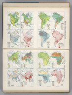 Maps of Comparative Geography. North America. South America. Asia. Africa.