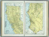 California (Northern and Central Part). 833. California (Southern Part). 7366.