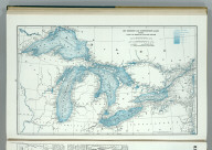 The Northern and Northwestern Lakes including Canals and Tributary Navigable Streams.