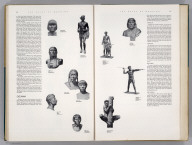 (Text Page) The Races of Mankind (continued).