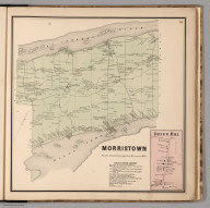 Morristown. Brier Hill, Saint Lawrence County, New York.