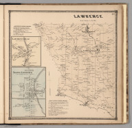 Lawrence. Lawrenceville. North Lawrence, Saint Lawrence County, New York.