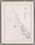 Coal Resources of the World. Queensland, Australia. Map No. 4. Queensland Showing Principal Coal Areas. B. Dunstan, F.G.S. Government Geologist.