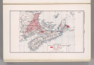 Coal Resources of the World. Canada. Map No. 22. Plate 2. Coal Fields of Nova Scotia, New Brunswick, Canada.
