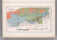 Coal Resources of the World. Austria. Map No. 43. Karte 7. Ubersichtskarte des Kladno-Rakonitzer Steinkohlenrevieres ... W. Petrascheck.