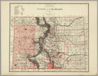 State Of Colorado. 1881