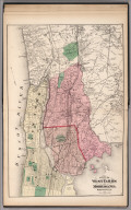 Towns of West Farms and Morrisania, Westchester County, New York.