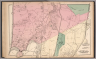 Southern Part of Yonkers, and Portion of West Farms, Westchester County.