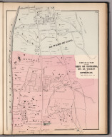 Parts of the 1st Ward of the City of Yonkers, Mt. St. Vincent and Riverdale, New York.