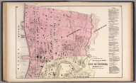 Portions of 2nd, 3rd and 4th Wards of the City of Yonkers, Westchester Co., N.Y.