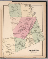 Town of Poundridge, Westchester County, New York.